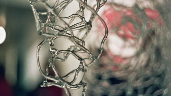 Cristal de sucre d'agave