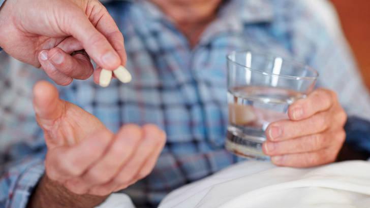 Trop de pilules pour les personnes âgées