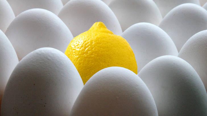 la recette oeuf-citron pour se reminéraliser