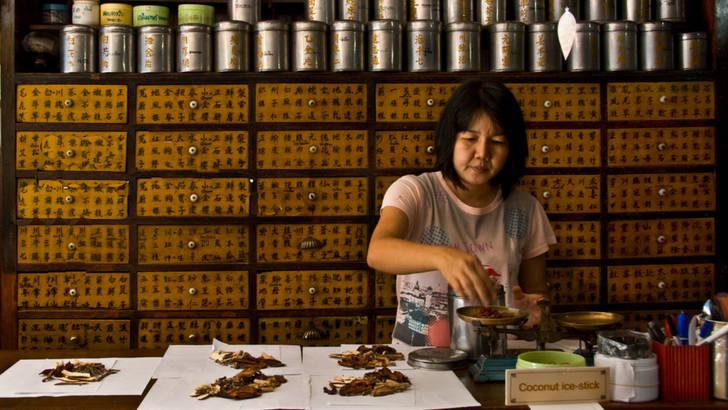 Les premiers secrets de la pharmacopée chinoise