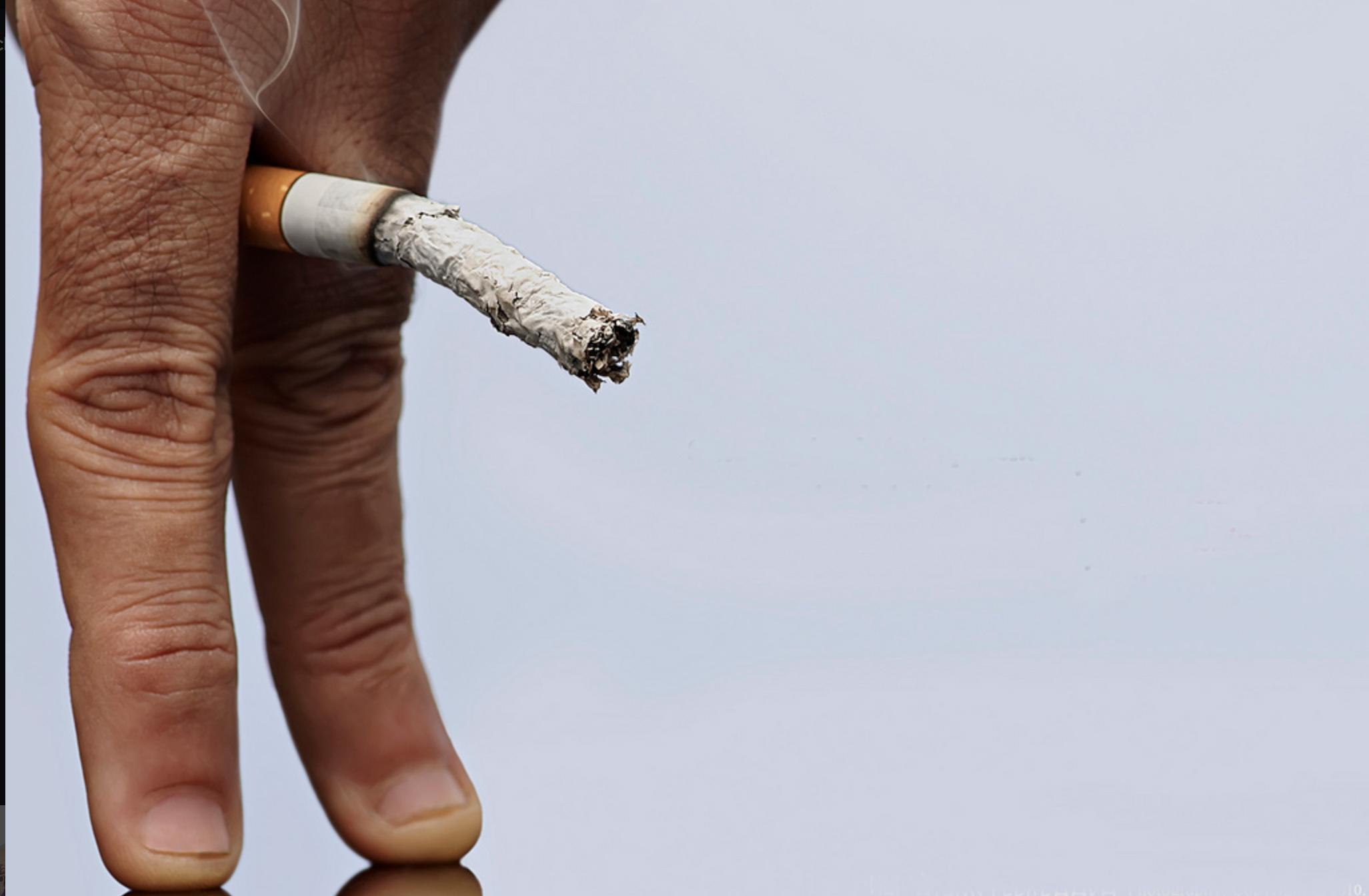 Comme cesser de fumer le professeur